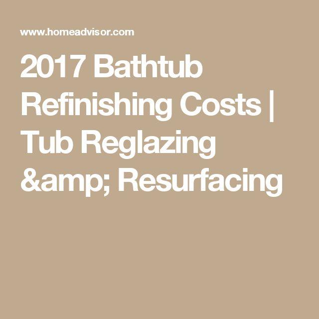 2017 Bathtub Refinishing Costs | Tub Reglazing & Resurfacing