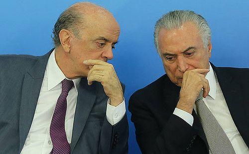 Serra entrega a Temer carta de demissão: ift.tt/2me8FPF