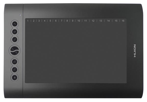 Huion H610 Pro Drawing Tablet Drawing Tablet Wacom Tablet Wacom