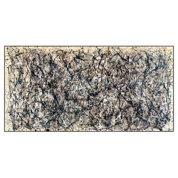 Check out this item at One Kings Lane! Jackson Pollock, One, Number 31