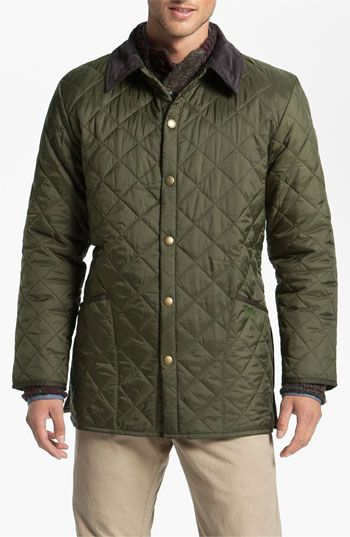Barbour 'Liddesdale' Quilted Jacket   Nordstrom