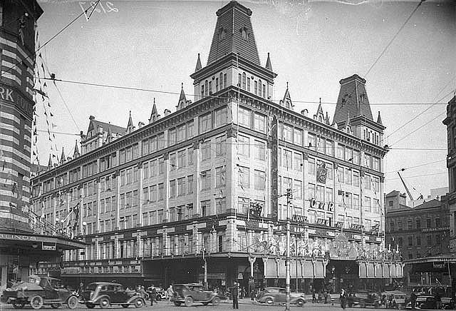 Former Mark Foys department store, Sydney, NSW, Australia (1937)