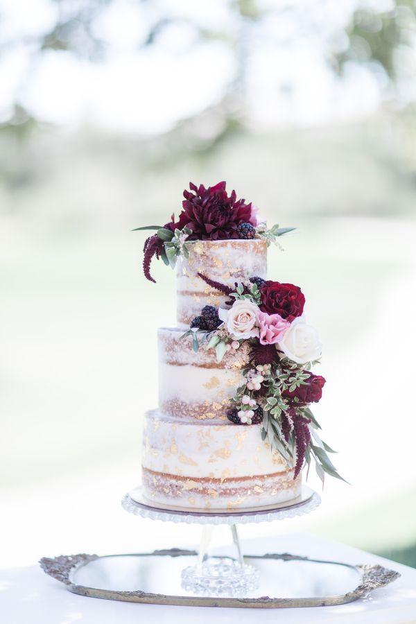 Glam Burgundy & Blush Vintage Wedding Inspiration Photographer : Taylor'd Southern Events