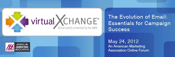 The Evolution of #Email: @ActOnSoftware and @BLASTmedia Present at the AMA's Virtual XChange