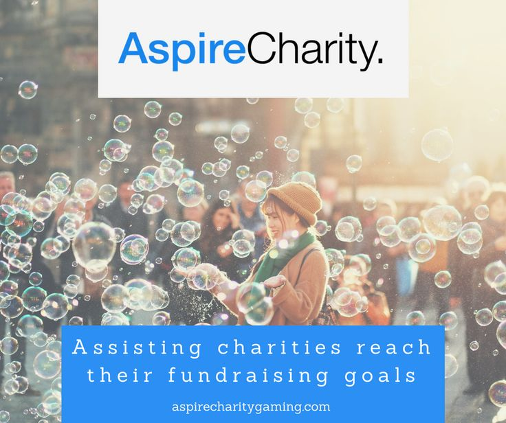 We give you the opportunity to play more and WIN more. https://aspirecharitygaming.com/ #charity #lottery #winbig #fundraising