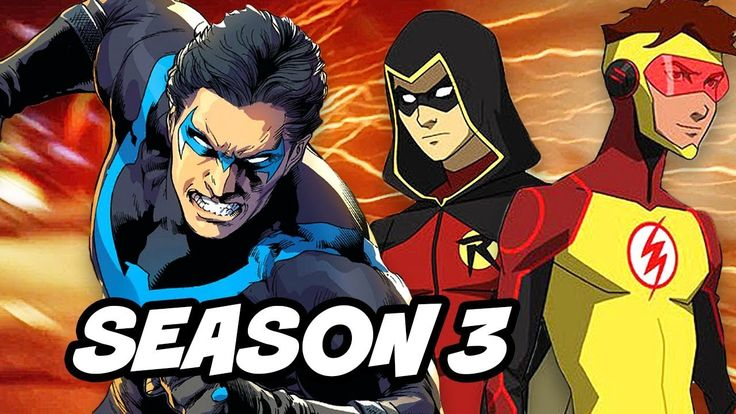 Young Justice Season 3 Episodes Release Date Confirmed and Interview Bre...