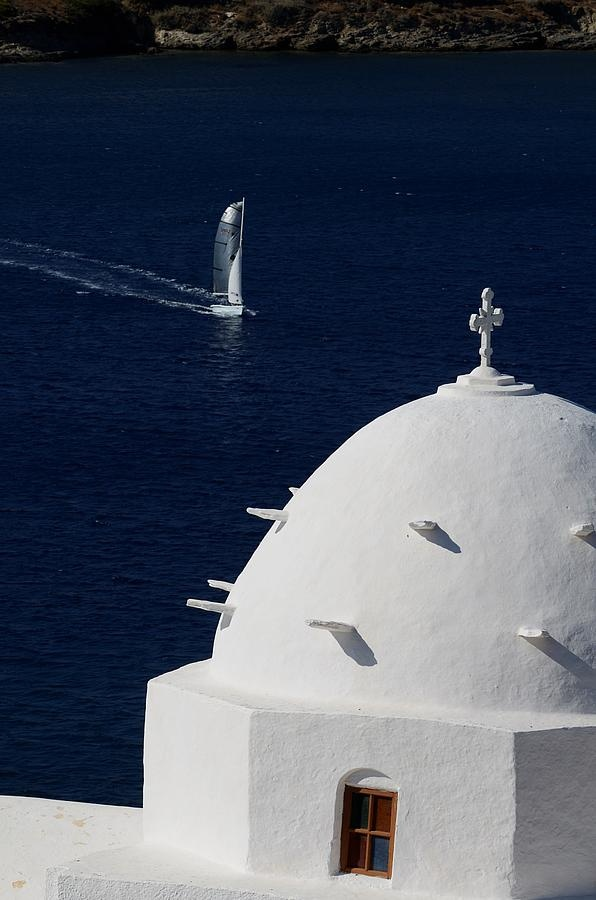 Beautiful Ios Island, Greece