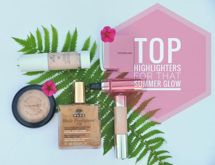 Top Highlighters for that Summer glow
