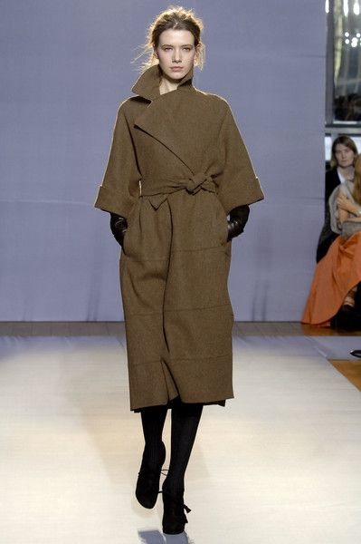 Nicole Farhi at London Fashion Week Fall 2008 - Runway Photos
