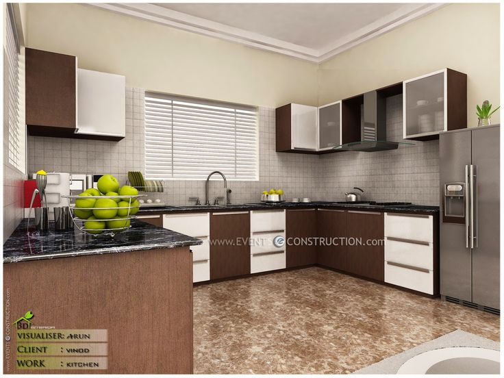 Kerala style house gates simple design joy studio design - Simple interior design of kitchen ...