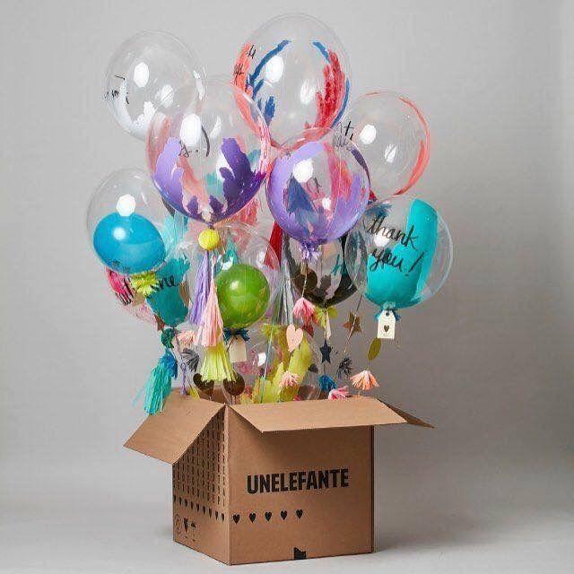 Поздравления с шариками идея