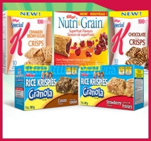 FREE Kellogg's Snack Canadian Coupon with Purchase! - Canadian Savers