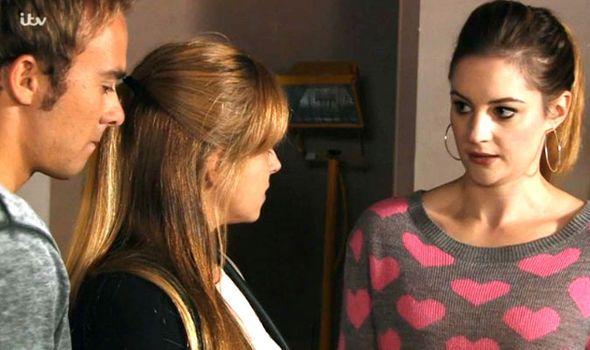 Coronation Street: Sarah-Louise Platt looks set to cave in over Callum Logan's…