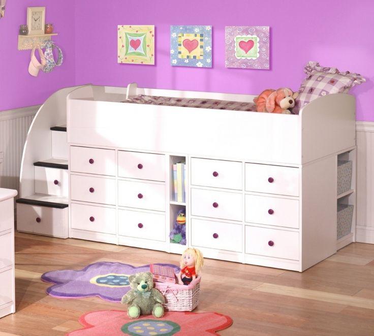 nice Low Loft Beds For Kids