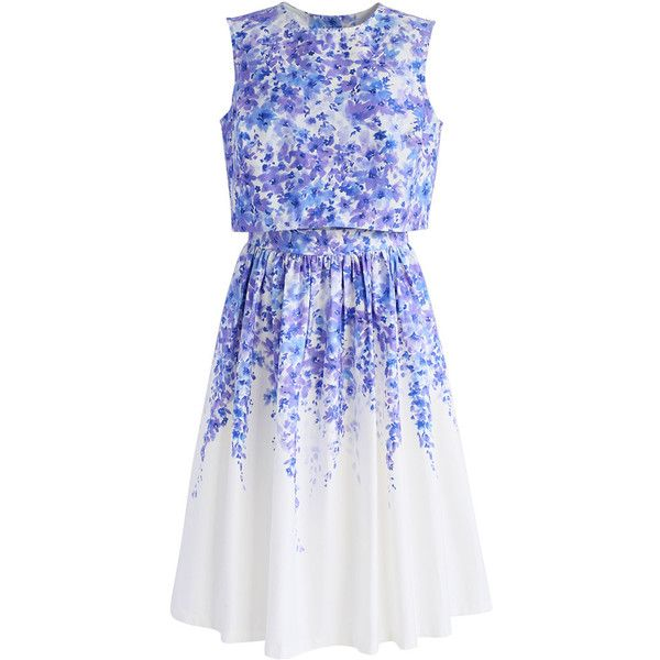 best  purple floral dress ideas only on   banquet, Natural flower