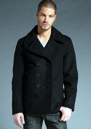 короткие пальто мужские фото