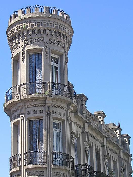 La Torre del Fantasma - La Boca