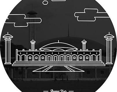 "Check out new work on my @Behance portfolio: ""Masjid Raya Sabilal Muhtadin, Banjarmasin"" http://be.net/gallery/38604369/Masjid-Raya-Sabilal-Muhtadin-Banjarmasin"