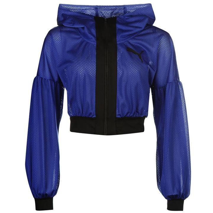 Puma | Puma Cover Up Jacket Ladies | Gym Clothing