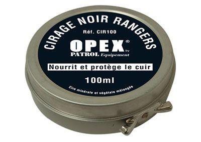 Cirage Noir Rangers - Accessoires Interventions/Rangers / Chaussures Interventions - securicount