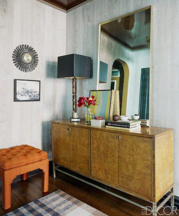 Large Studio Apartments: Tour An Ad Man's Elegant Traditional Studio