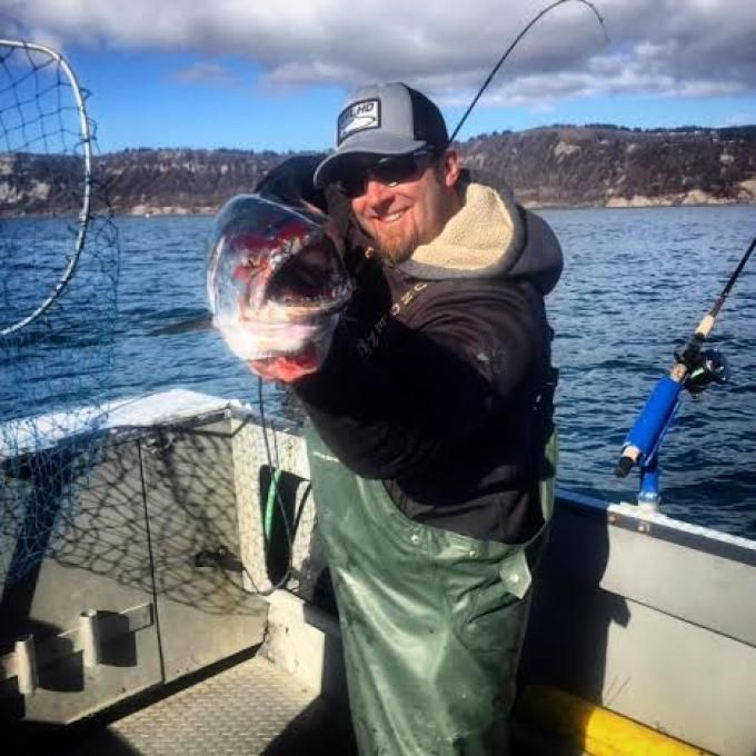 8 best homer fishing charters images on pinterest for Alaska halibut fishing season