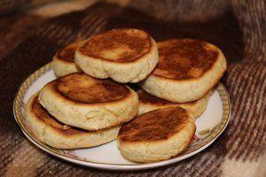 Фото к рецепту: Быстрое печенье на сковороде за 5 минут