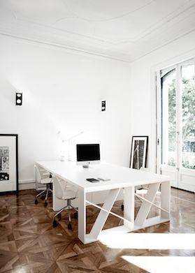 Cherry Blossom Blog: studio inspiration