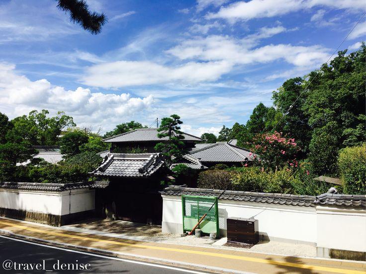 street view in Nara shi