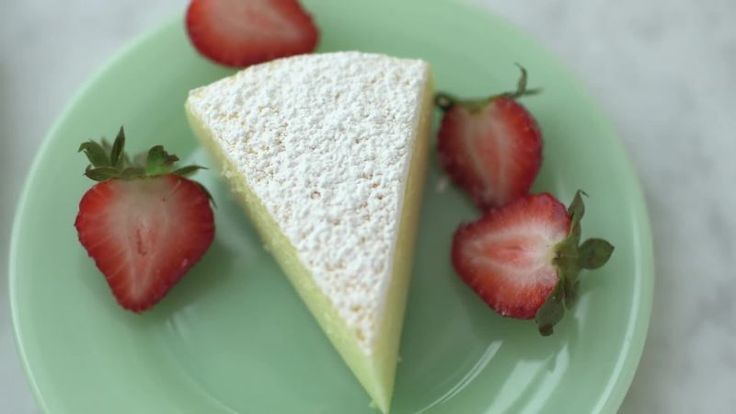Yes, you can make cheesecake with nothing more than eggs, white chocolate, and cream cheese.
