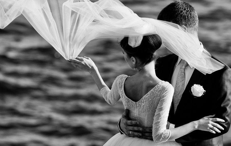 Foto del matrimonio di settembre 28 di George Stan sul MyWed