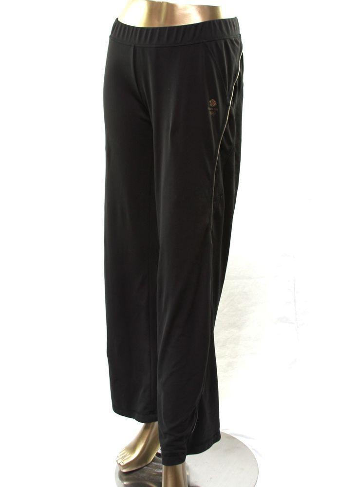 Adidas Team GB Great Britain Olympics Women's Athletic Pants Size 14 Lion Logo #adidas #PantsTightsLeggings
