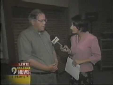 PART ONE - Villisca Movie Showing at Coe College in Cedar Rapids, Iowa - KCRG News Story