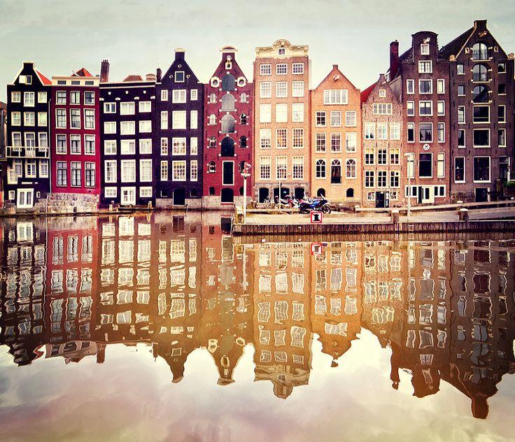 Amsterdam by aniagett