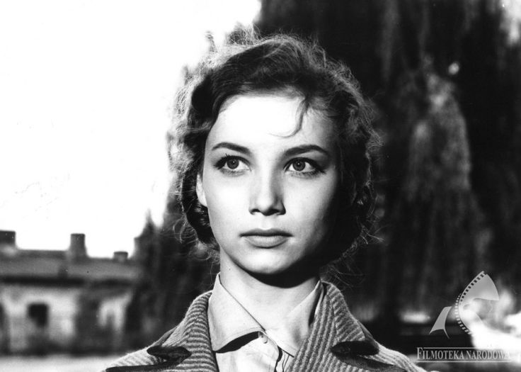 VINTAGE BEAUTIES OF POLISH CINEMA - Pola Raksa