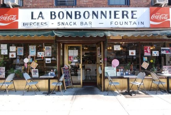 Le Bonbonniere - So long but not goodbye: a brief guide to my West Village - Girls of a Certain Age