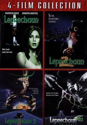 Leprechaun/Leprechaun 2/Leprechaun 3/Leprechaun 4 [2 Discs] [DVD]