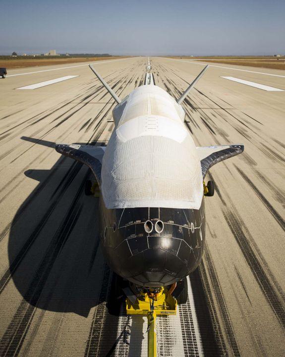 Secret X-37B Space Plane, Second Flight Photos | X-37B Space Plane Photos, Military Space | Air Force Spacecraft & Spy Satellites | Space.com