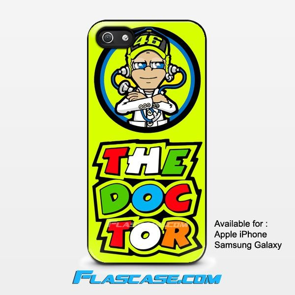 Valentino Rossi The Doctor Apple iPhone 4/4s 5/5s 5c 6 6 Plus Samsung Galaxy S3 S4 S5 S6 S6 EDGE Hard Case
