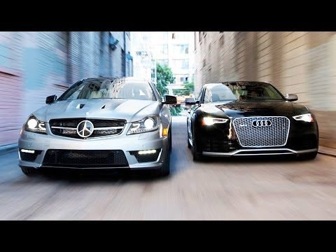 2014 Audi RS5 vs 2014 Mercedes-Benz C63 507 Coupe! - Head 2 Head Ep. 51