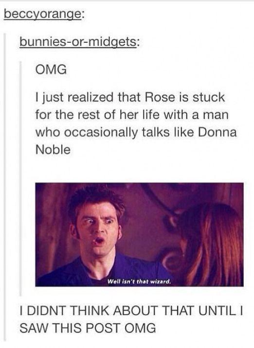 Poor Rose!!! #tenthdoctor #tenth #doctor #imagines | Tenth