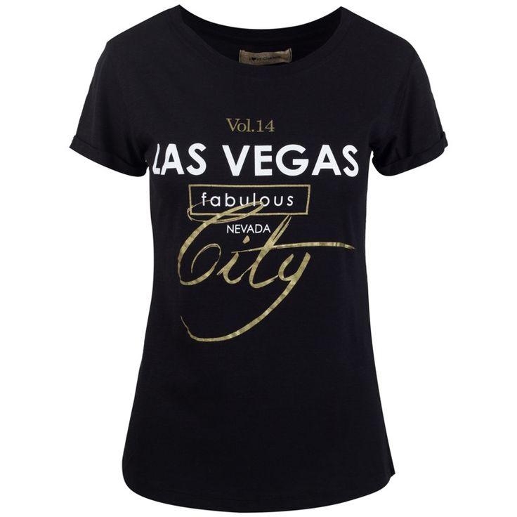 """T-Shirt """"Las Vegas"""" Love Change €12,90"""