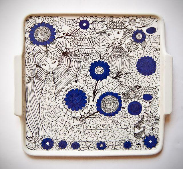 Design skandynawski – Arabia - Shabby.pl