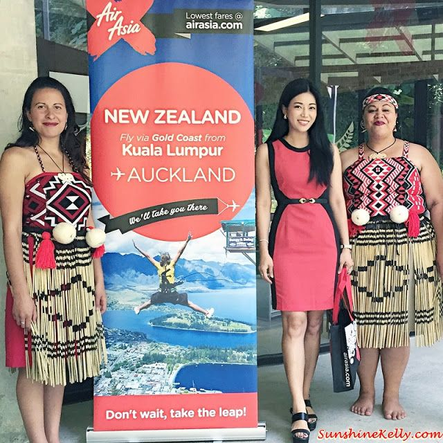 sunshinekelly.com | Beauty . Fashion . Lifestyle : AirAsia X Now Flies to New Zealand