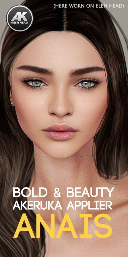 ::Bold & Beauty:: Anais Skin Akeruka Applier. @Mainstore | by R E B E L G Λ L