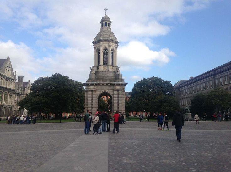 Dublin Trinity Collage