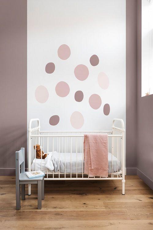 Χρώματα για βρεφικό δωμάτιο