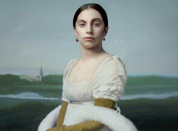 Watermill Center artistic director Robert Wilson's series of video portraits of Lady Gaga made its U.S. debut this weekend at the Watermill Center.