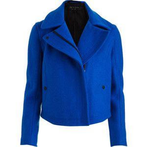 Rag & Bone Grosvenor Jacket - Royal Blue size 2