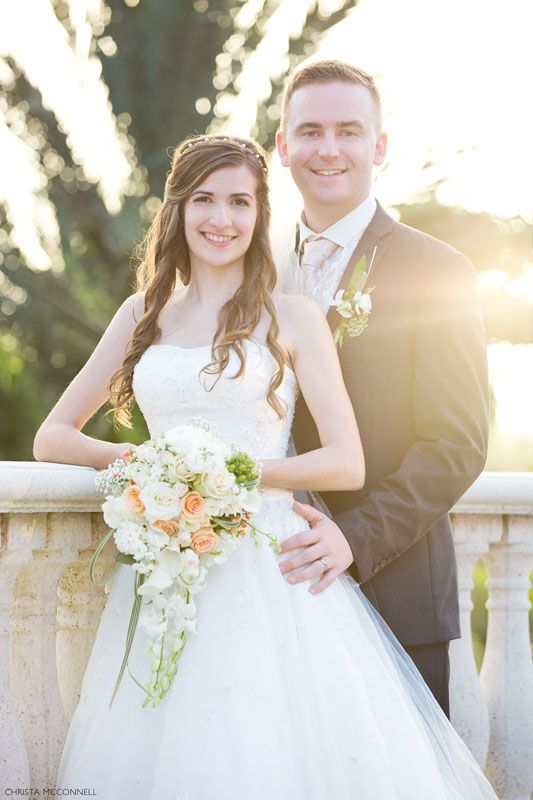 The new Mr. and Mrs!